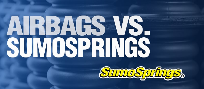 Airbags vs. SumoSprings