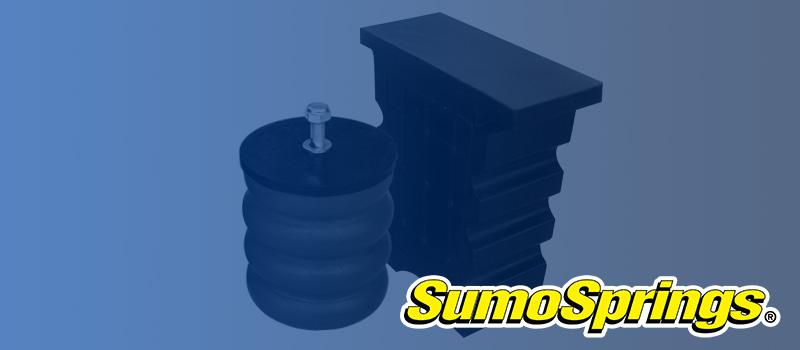 SumoSprings Solo for Sprinter Vans