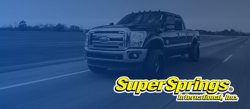 Ford SuperDuty SuperSprings