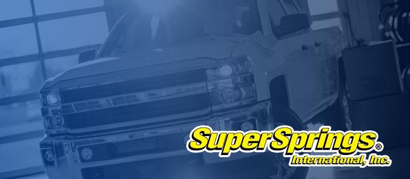 Work Truck Suspension Solutions